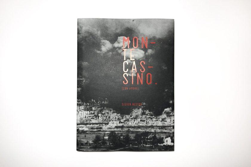 Monte Cassino (Con Amore) — photobook by Steven Nestor