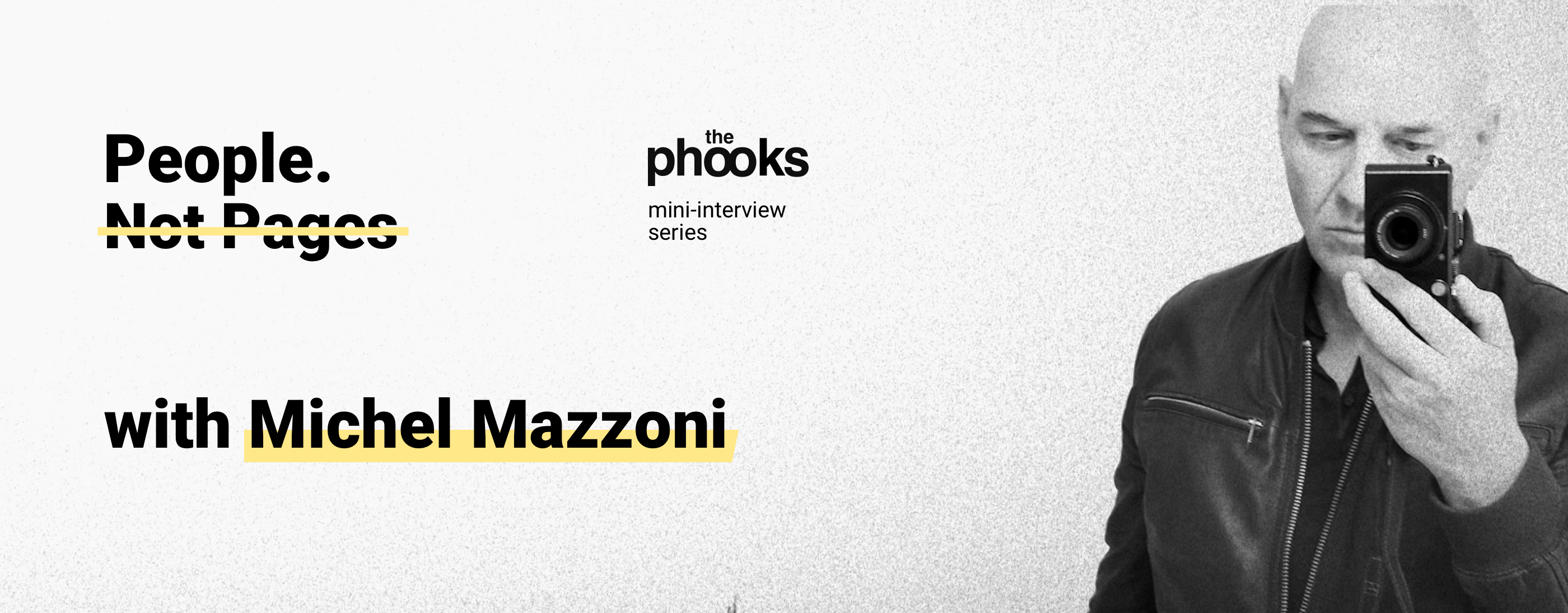 Interview with Michel Mazzoni