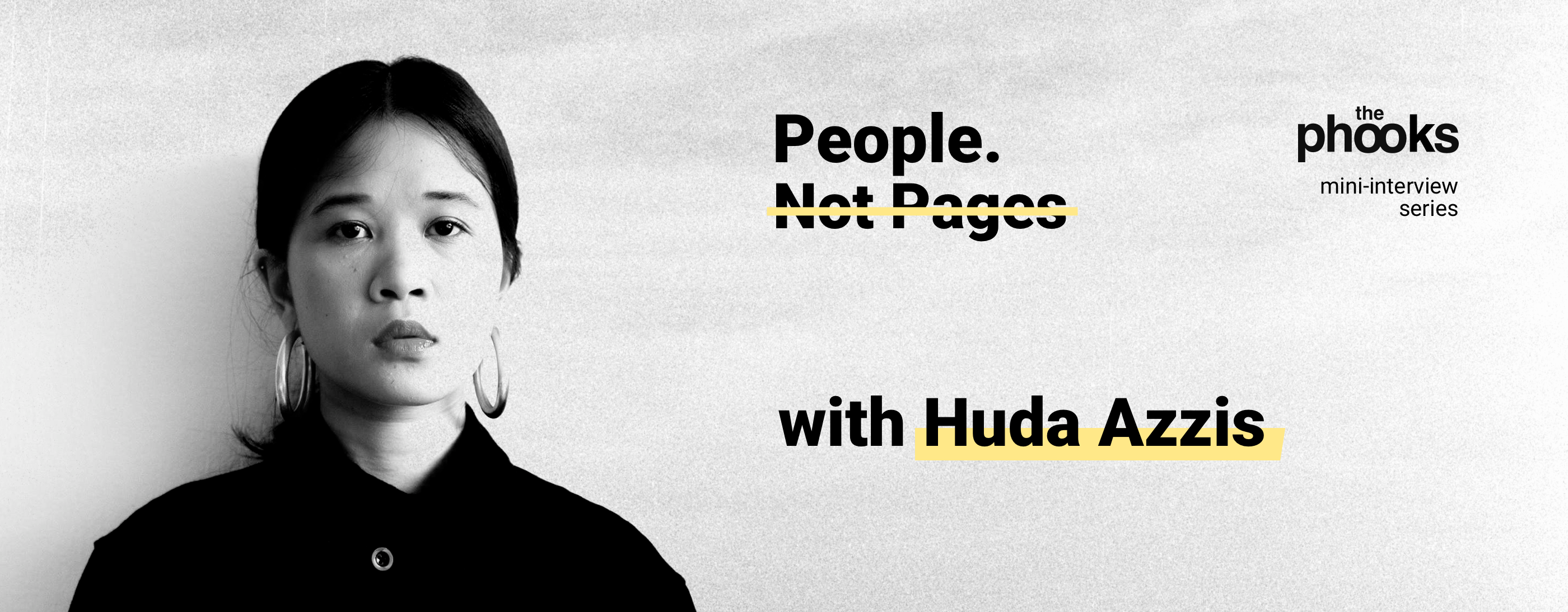 Interview with Huda Azzis