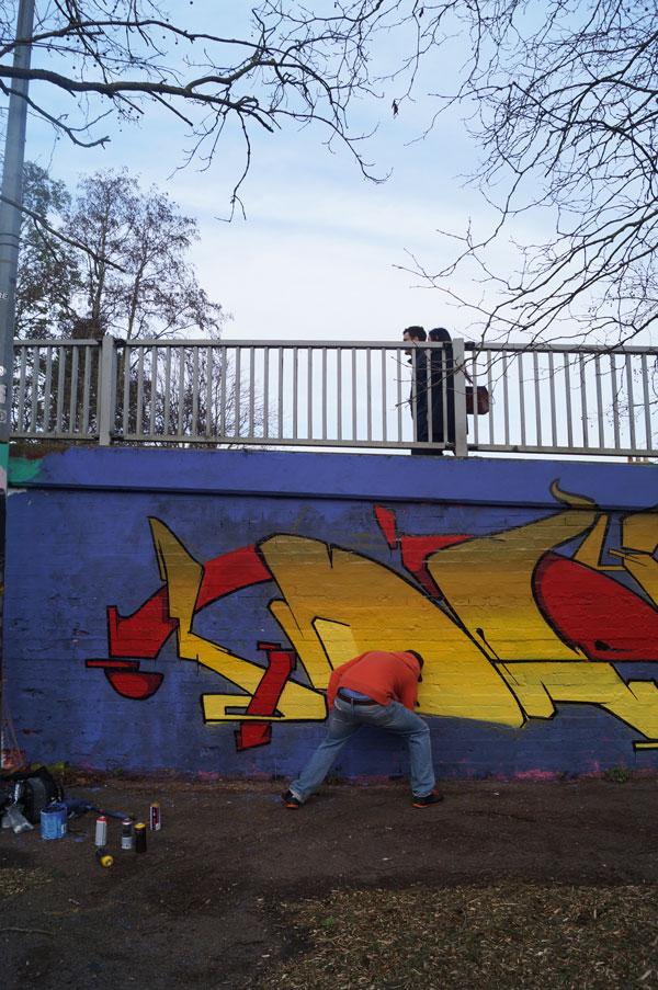cambridge junc photozine graffiti artist