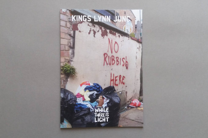 kings lynn junc photozine cover