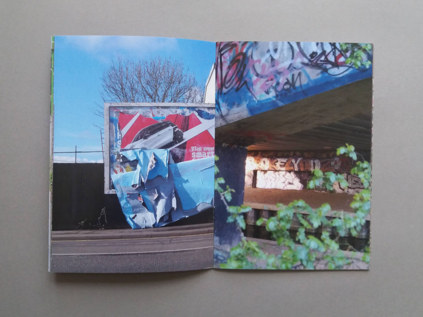 kings lynn junc photozine billboard and underpass graffiti