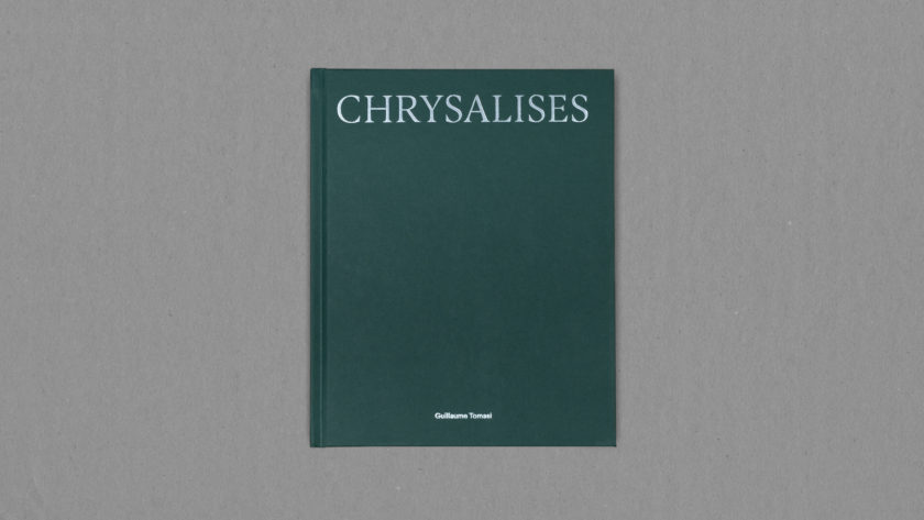 Chrysalises — a photobook by Guillaume Tomasi