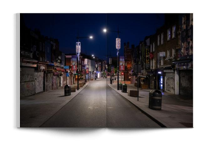 Pause. London during lockdown — a photobook by JanEnkelmann