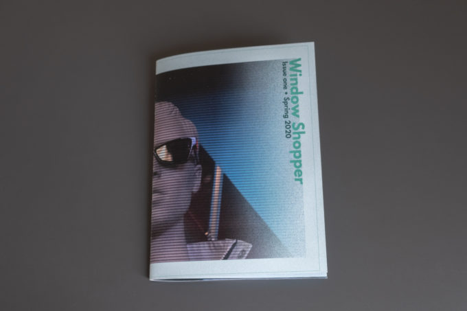 Window Shopper — a photozine by Christian Gilge
