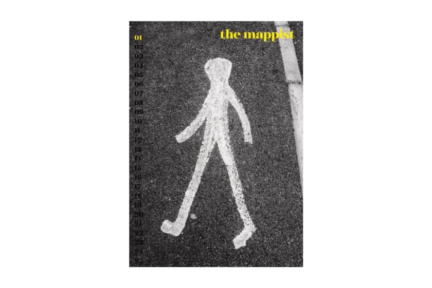 The Mappist No.1 — photozine by Conrado Velasco