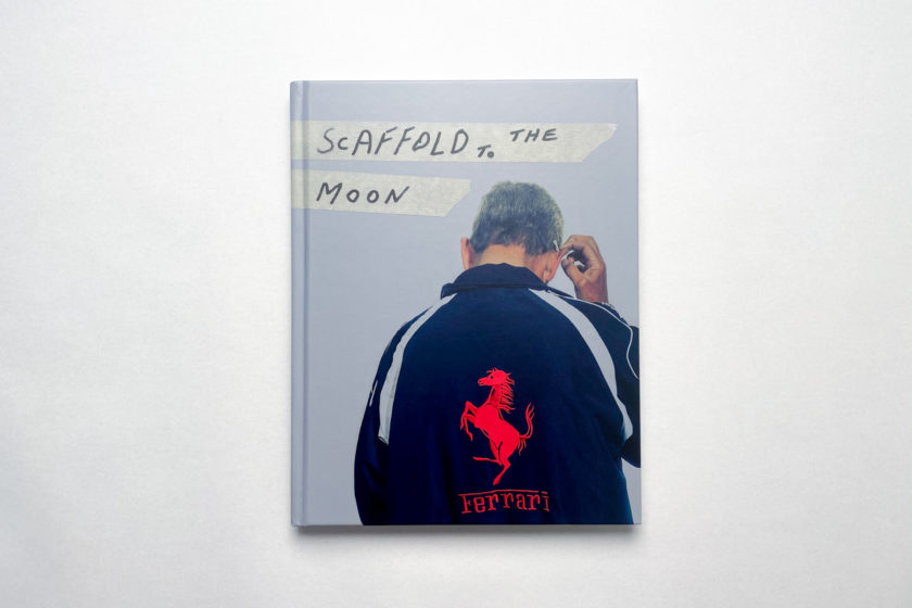 Scaffold to the Moon by Huw Alden Davies