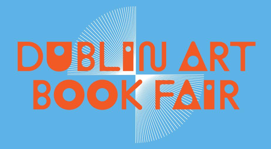 Dublin Art Book Fair 2020: