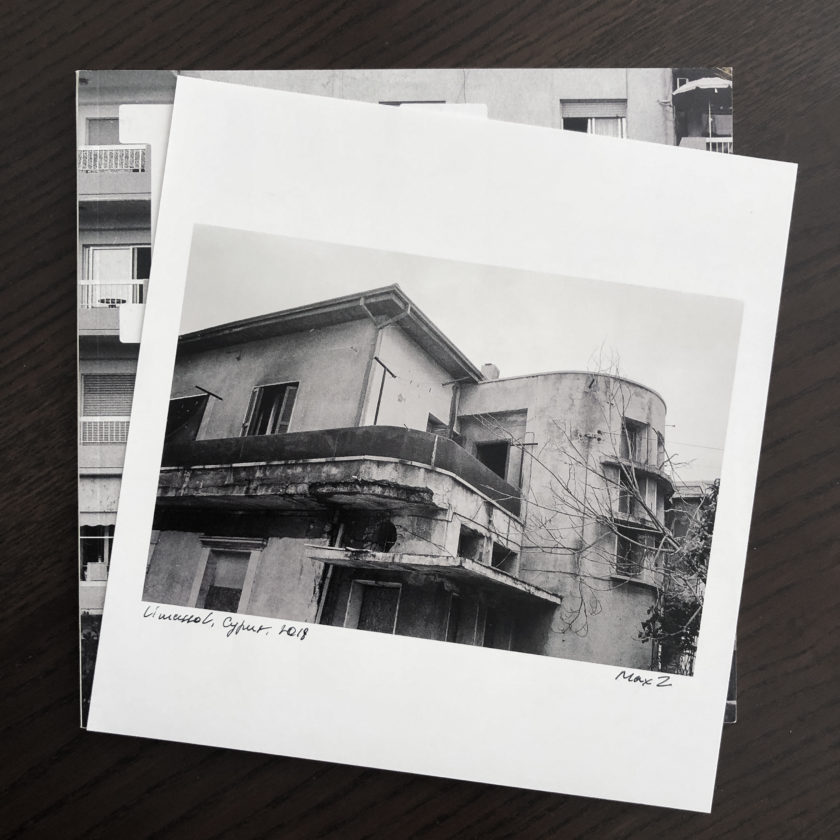 The Tired City photobook. Limassol, Cyprus by Max Zhiltsov