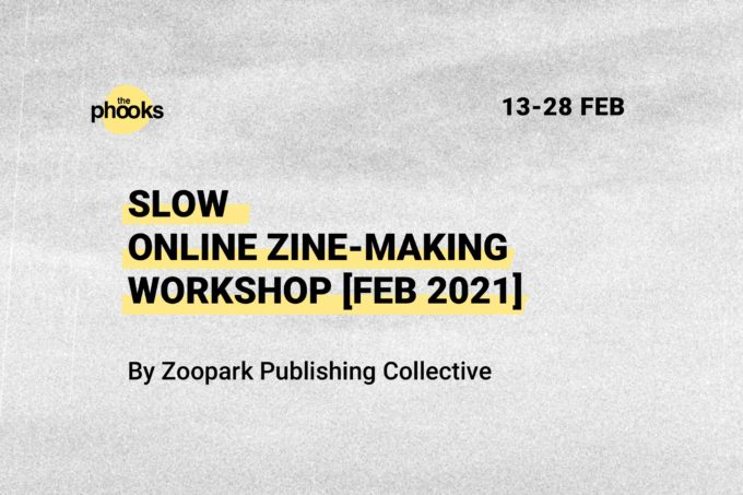 SLOW: Online Zine-Making Workshop