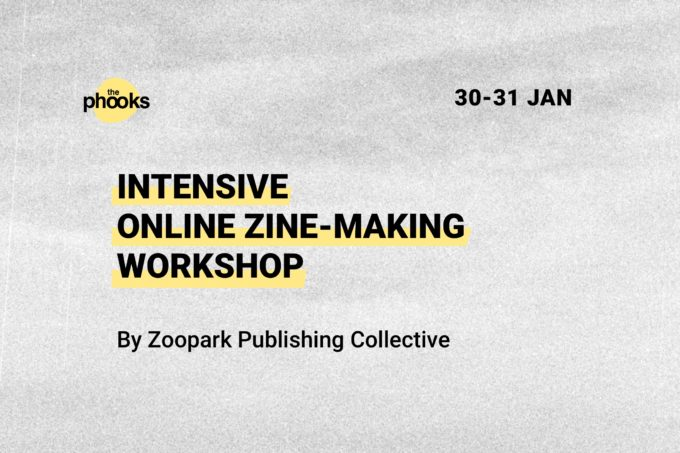 Intensive photo zine-making workshop by Zoopark