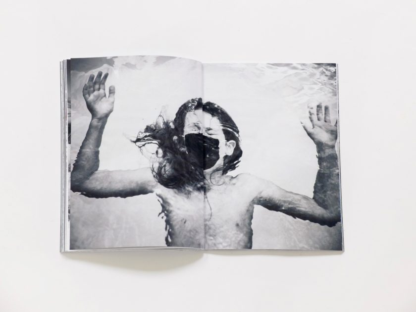 Global Zoo — a collective photozine by 35 artists and Zoopark Publishing designed during a live broadcast