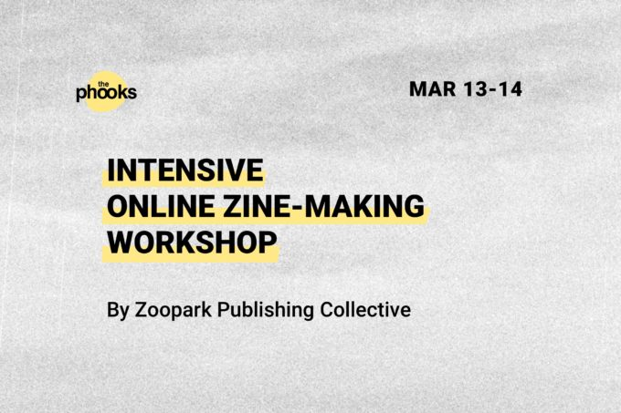 Intensive Online Zine-Making Workshop