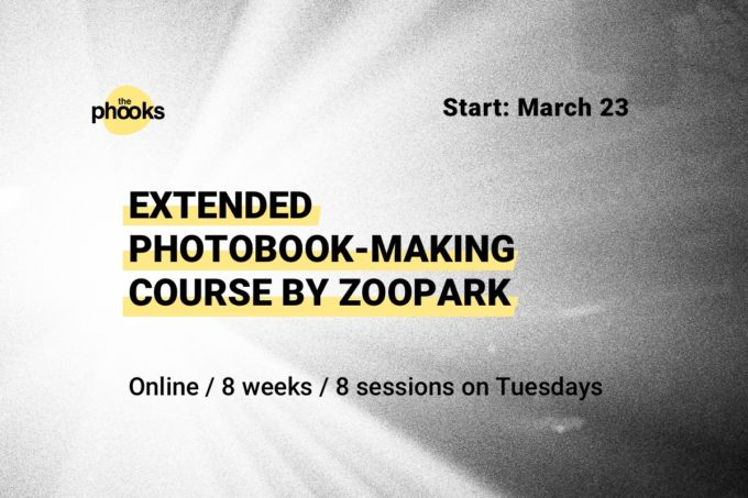 Extended photobook-making workshop by Zoopark