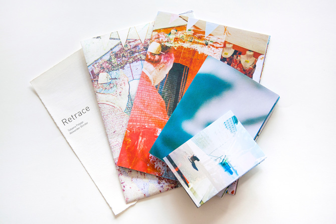 Photoobok & zines design by Zoopark Publishing Collective
