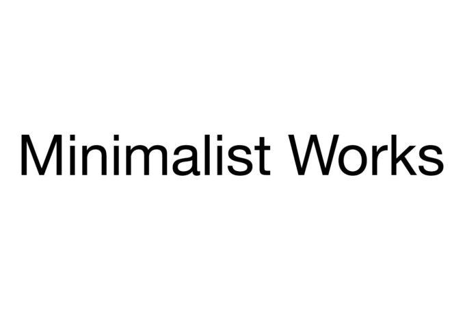 Minimalist Works