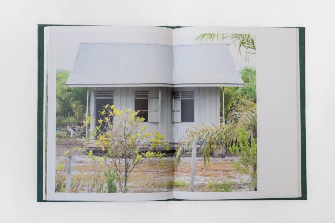 """Green Gold"" photobook by Doris Jongerius"