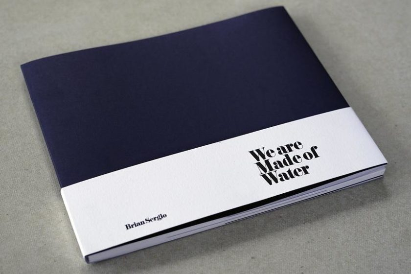 We Are Made of Water — a photobook by Brian Sergio