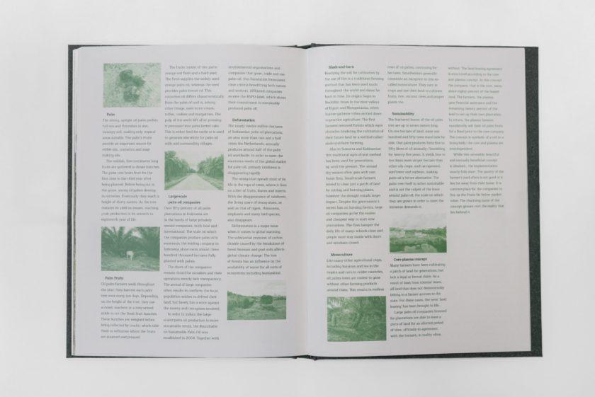 """Green Gold"" photobook by Doris Jongerius"