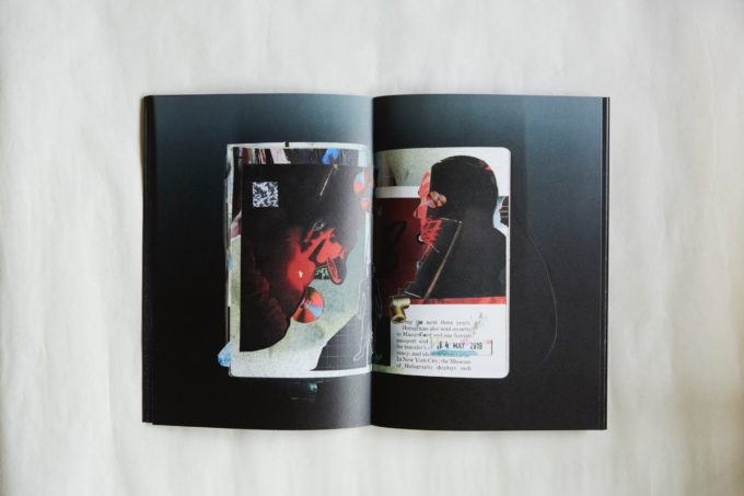 Fragment — a photobook by Nantayot Hunchan