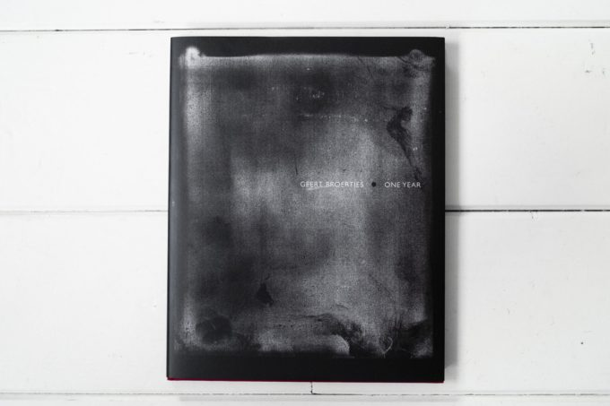 One Year — a photobook by Geert Broertjes