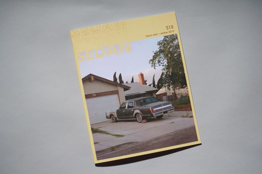 SEDAN — photozine by Matt Hurst