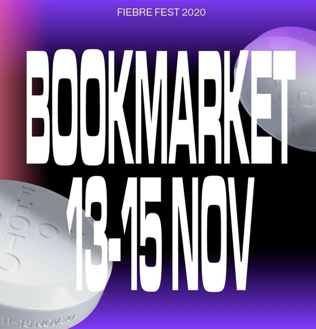 BOOKMARKET by Fiebre Fest 2020