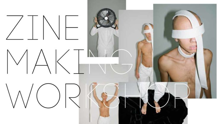 Online Photo Zine Making Workshop by Zoopark Publishing Collective